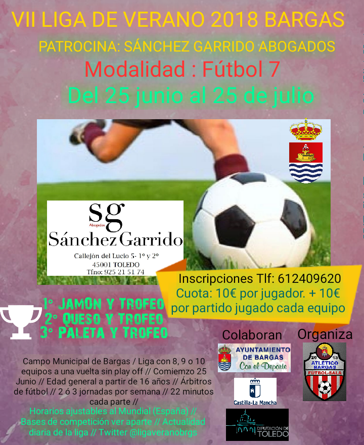 VII Liga de Verano de Fútbol 7