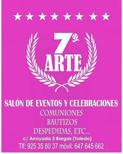 Salón de Eventos y Celebraciones 7º Arte