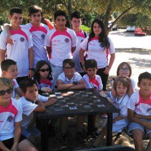 El triunfo en las categorías sub-18 y sub-12 completa el pleno de triunfos del Club Ajedrez Bargas – Fundación Soliss en los provinciales por equipos
