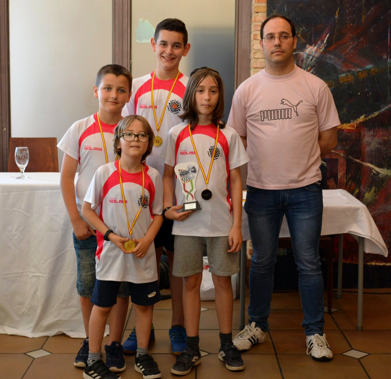 3. Trofeo sub-12