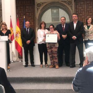 El Ayuntamiento de Bargas recibe de manos del Gobierno Regional el diploma como candidatura finalista durante la entrega de la VII Edición de los Premios a la Excelencia y Calidad de los Servicios Públicos