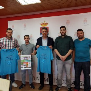 Más de 200 jugadores participarán en el Torneo Futsal «El Cané» de Bargas en su 10º Aniversario