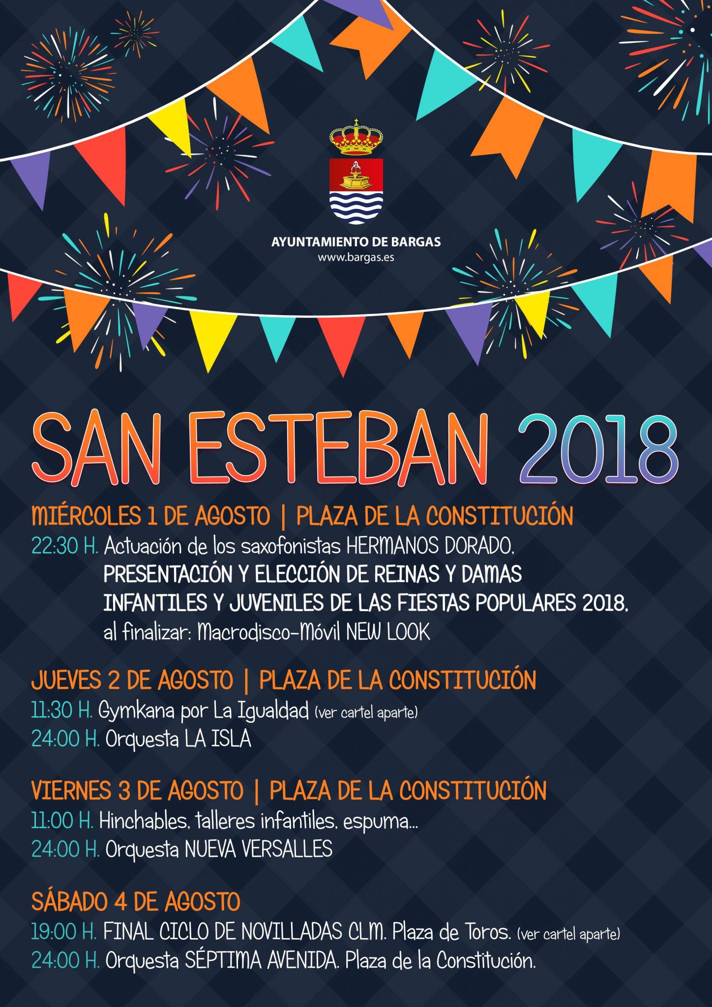 San Esteban 2018