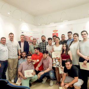Bargas clausura con éxito un nuevo curso de impresión 3D y diseño gráfico para jóvenes