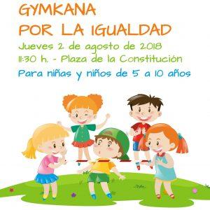 Gymkana por la Igualdad