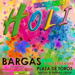 Macro-Disco Holi