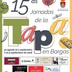 15<sup>as</sup> Jornadas de la Tapa