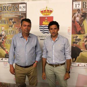 Festejos taurinos en Bargas con motivo de las Fiestas 2018