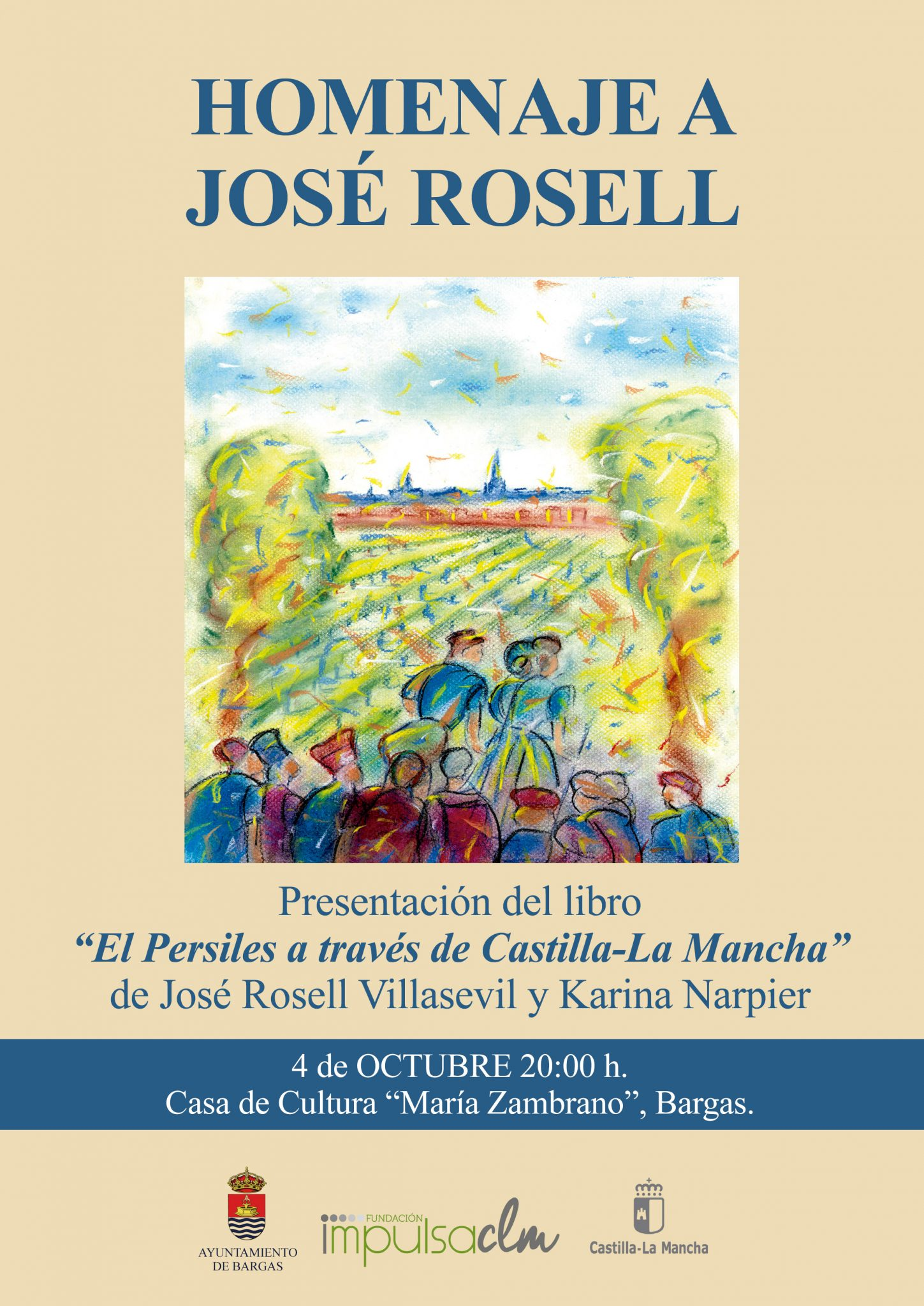 Homenaje a José Rosell
