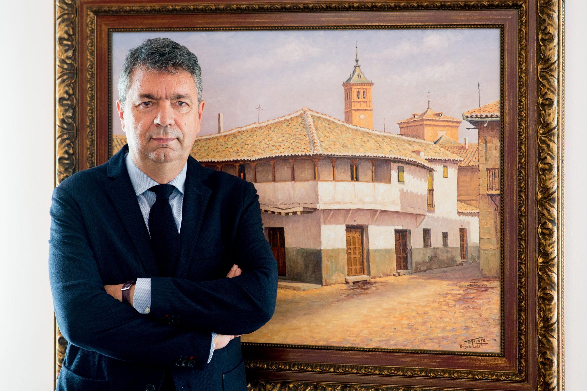 """Entrevista al Alcalde en """"La Tribuna"""""""