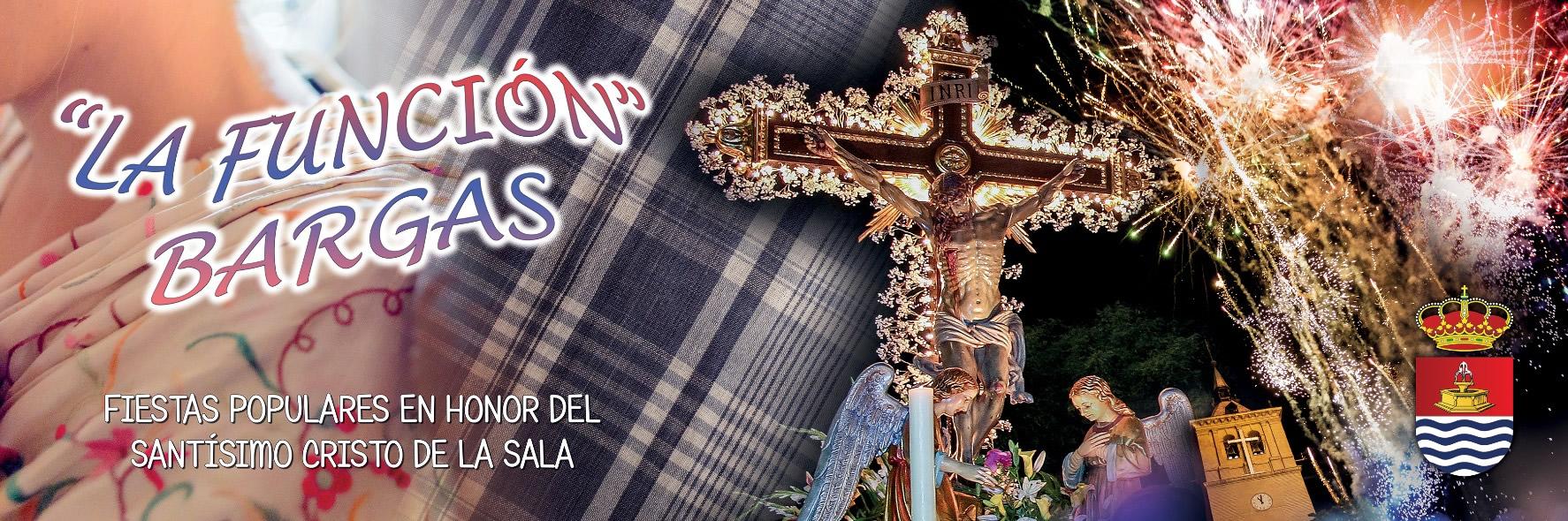 Bargas celebra sus fiestas populares en honor del Stmo. Cristo de la Sala