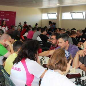 El Torneo de Ajedrez de Bargas bate record de  participantes con 109 jugadores