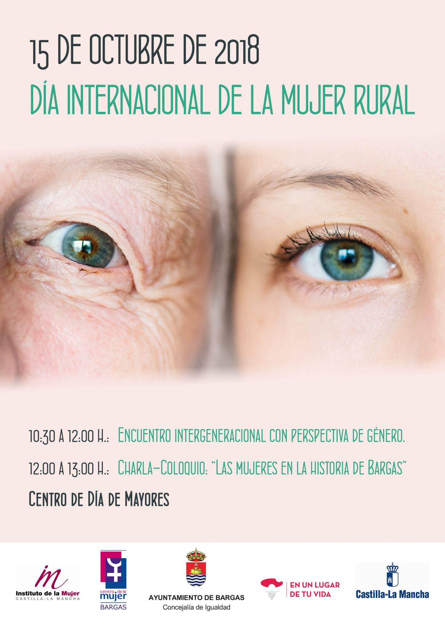15 de Octubre: Día internacional de la mujer rural