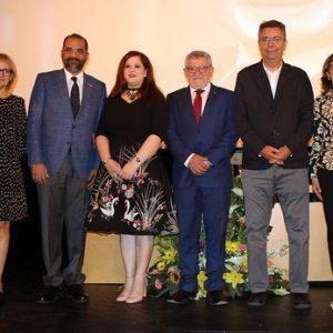 """A José Rosell se le recordó con admiración en la presentación de su obra póstuma  """"El Persiles a través de Castilla-La Mancha"""" en Bargas"""