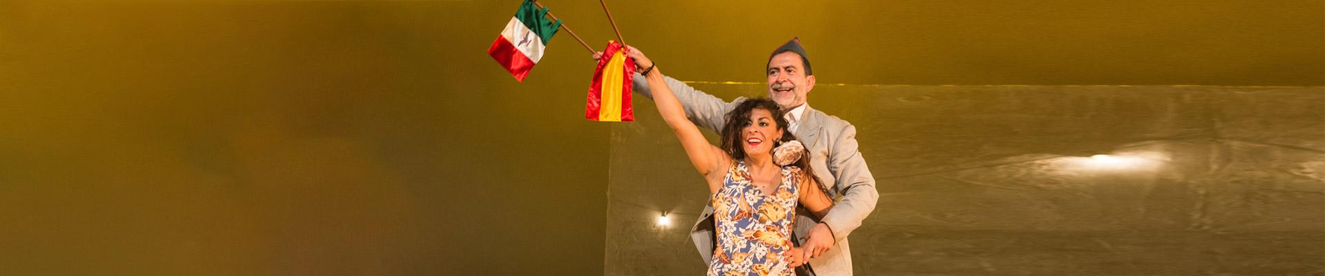 Teatro: Ay Carmela