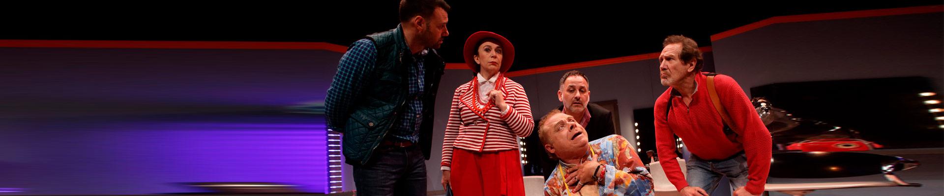 Teatro: Por los pelos