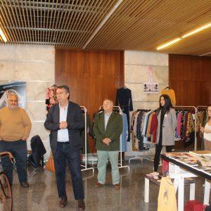 Celebración en Bargas de la I Feria de Muestras del Comercio Local