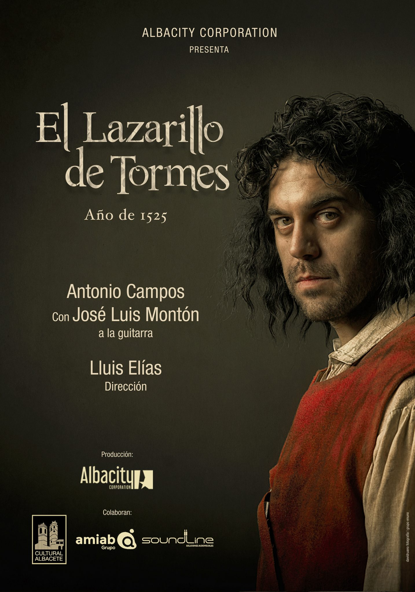 Teatro: El Lazarillo de Tormes