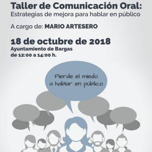 Taller de comunicación oral: estrategias de mejora para hablar en público