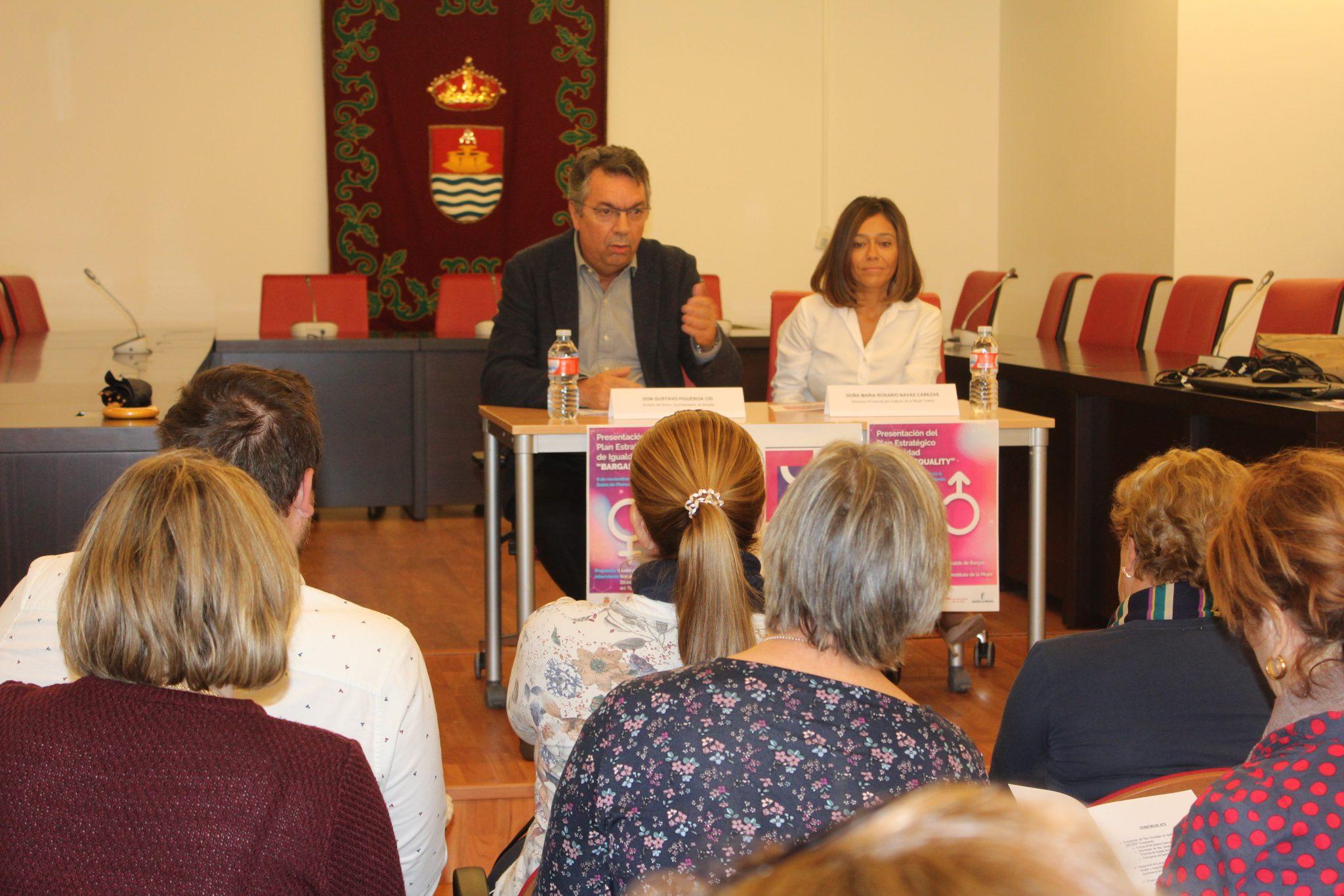 """Bargas pionera implantando un Plan Estratégico de Igualdad Municipal, """"Bargas Equality"""""""