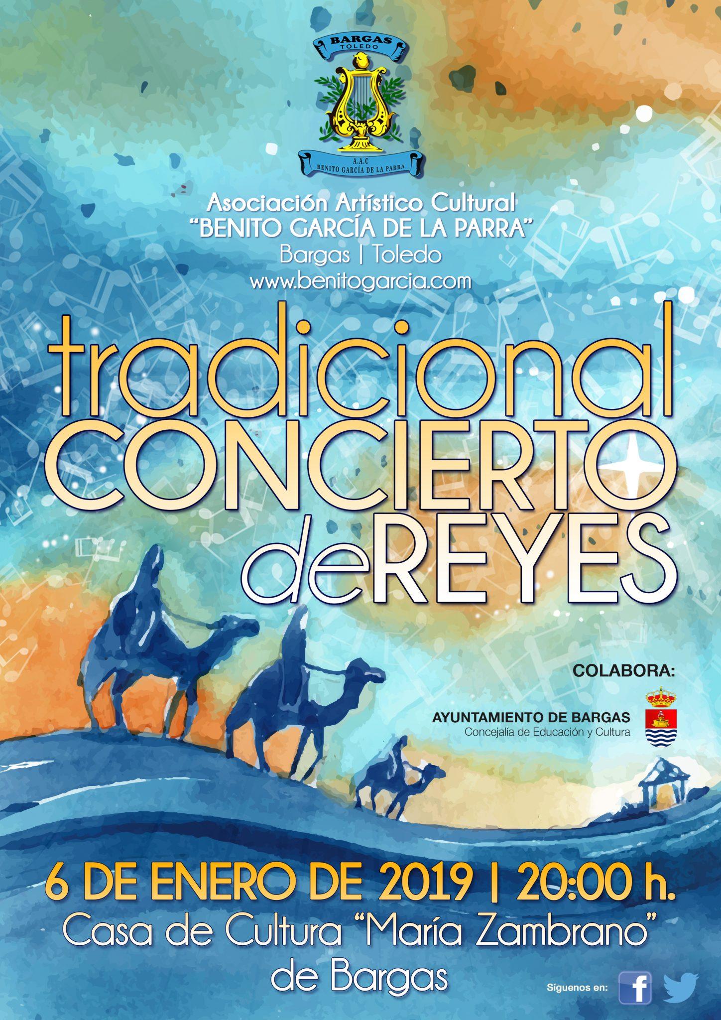 Tradicional Concierto de Reyes 2019