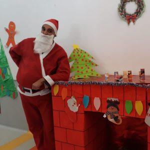 Una visita muy especial en la Escuela Infantil «Gloria Fuertes»