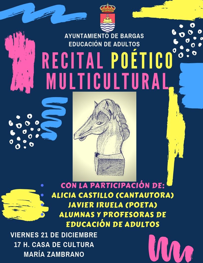Recital Poético Multicultural