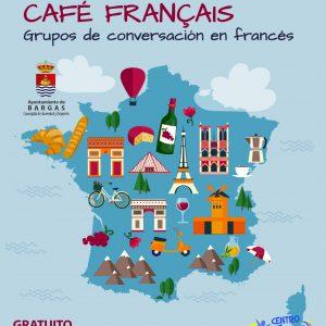 Café Français: grupos de conversación en francés