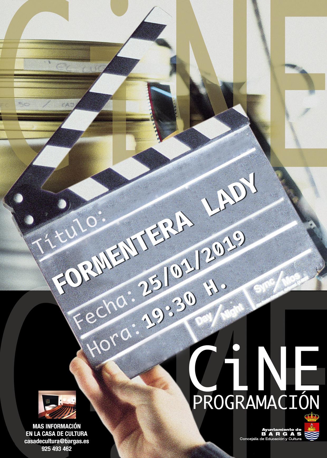 Cineclub V.O.S. Enero 2019