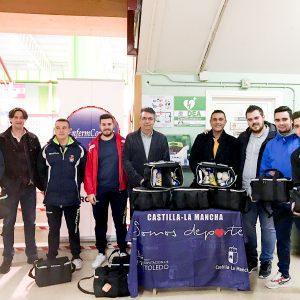 El Ayuntamiento de Bargas apuesta por la prevención en el deporte