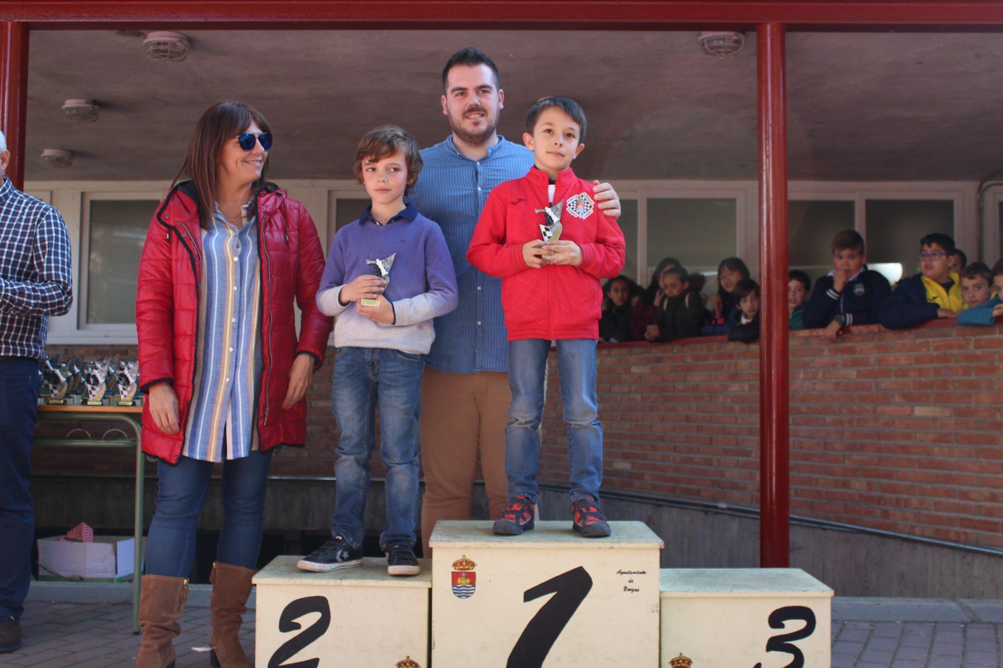 6. Miguel Castaño, campeón sub 8 M