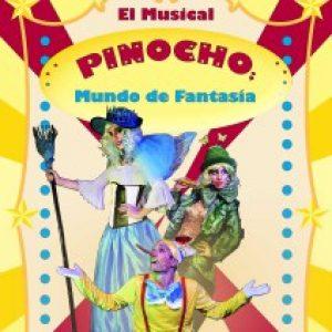 Teatro infantil: Pinocho, mundo de fantasía