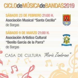 Ciclo de Música de Bandas 2019