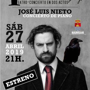 Concierto de piano: José Luis Nieto