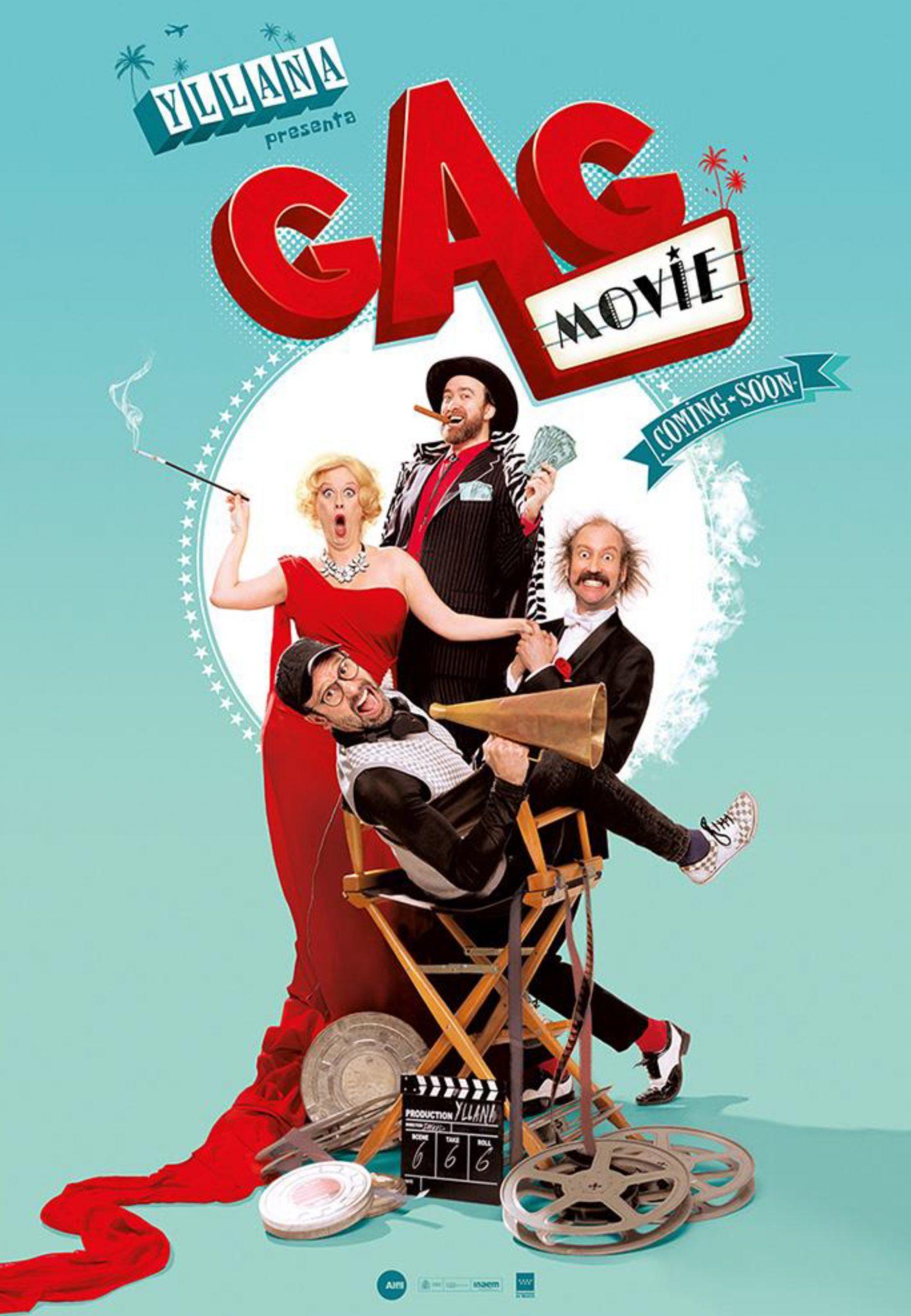 Teatro: Gag movie