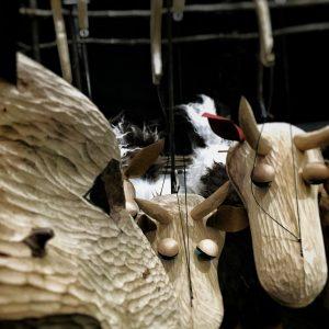 Teatro infantil: El lobo y las 7 cabritillas