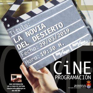 Cineclub V.O.S. Marzo 2019