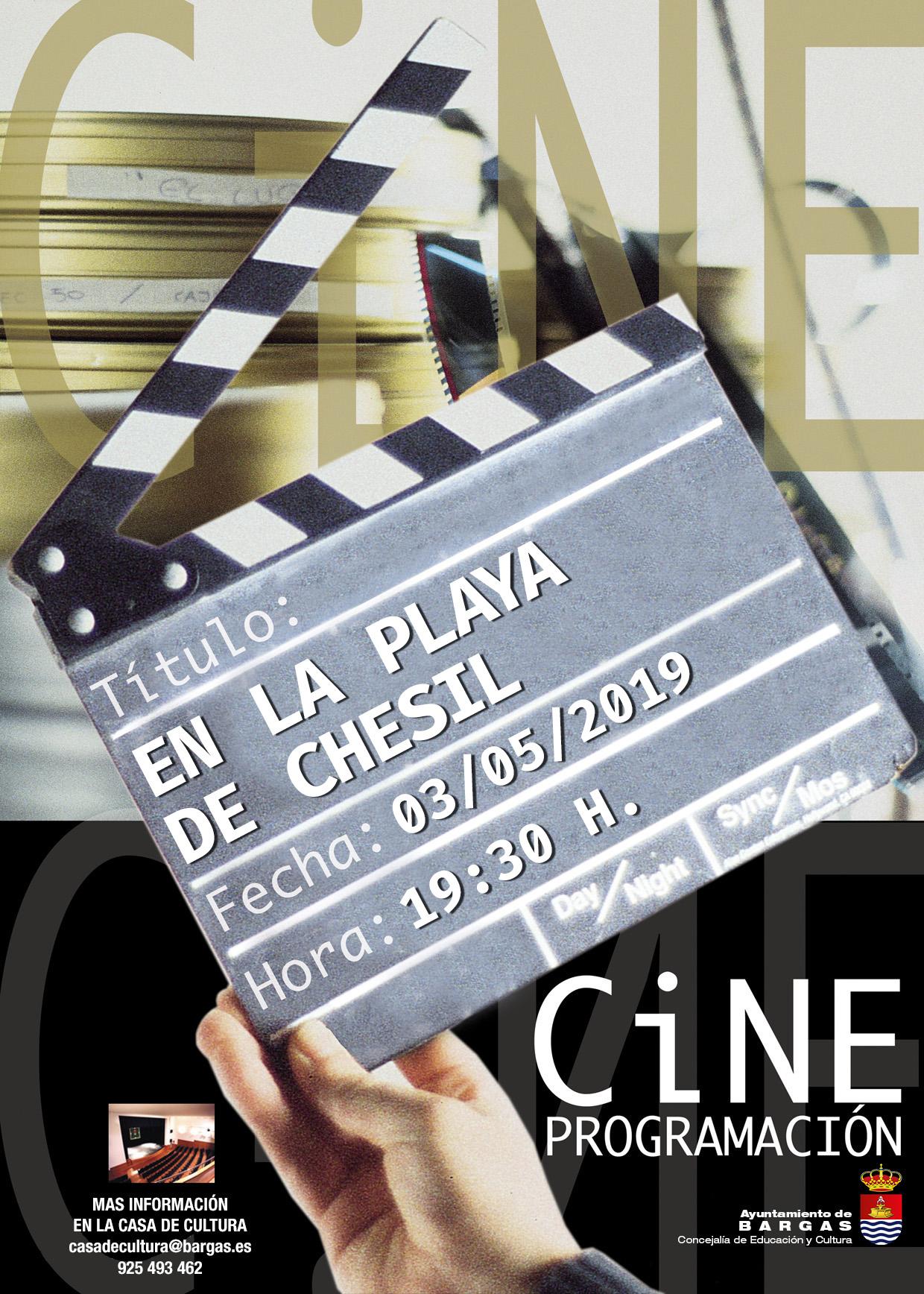 Cineclub V.O.S. Mayo 2019