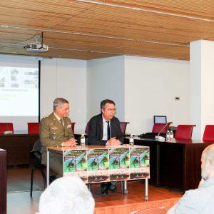 """Inauguración en Bargas de la exposición """"Defensa Nacional. La adaptación permanente de las Fuerzas Españolas"""""""