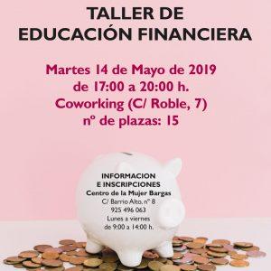 Taller de educación financiera