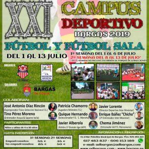 XXI Campus Deportivo de Fútbol y Fútbol Sala
