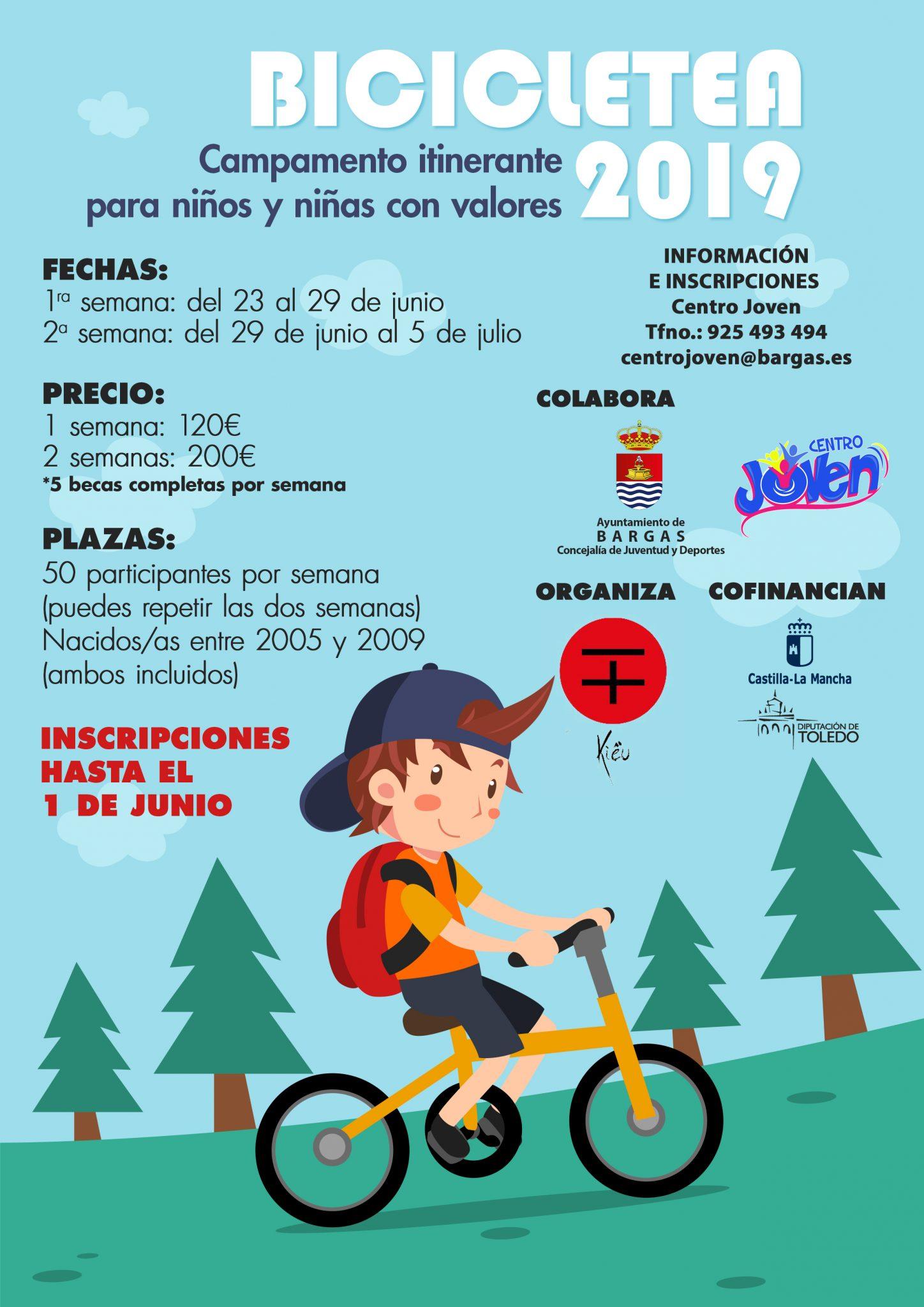 Bicicletea 2019