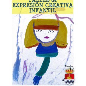 Taller de expresión creativa infantil