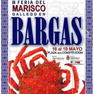 III Feria del Marisco Gallego en Bargas
