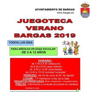 Juegoteca Verano 2019