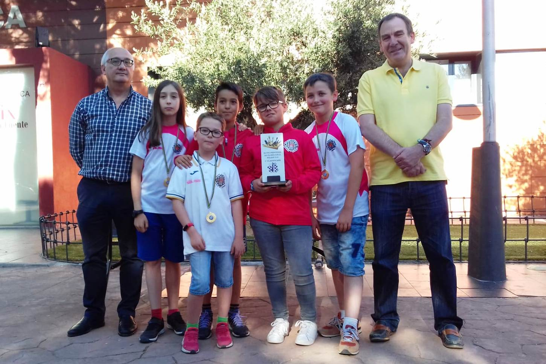 Bargas A campeón sub-12