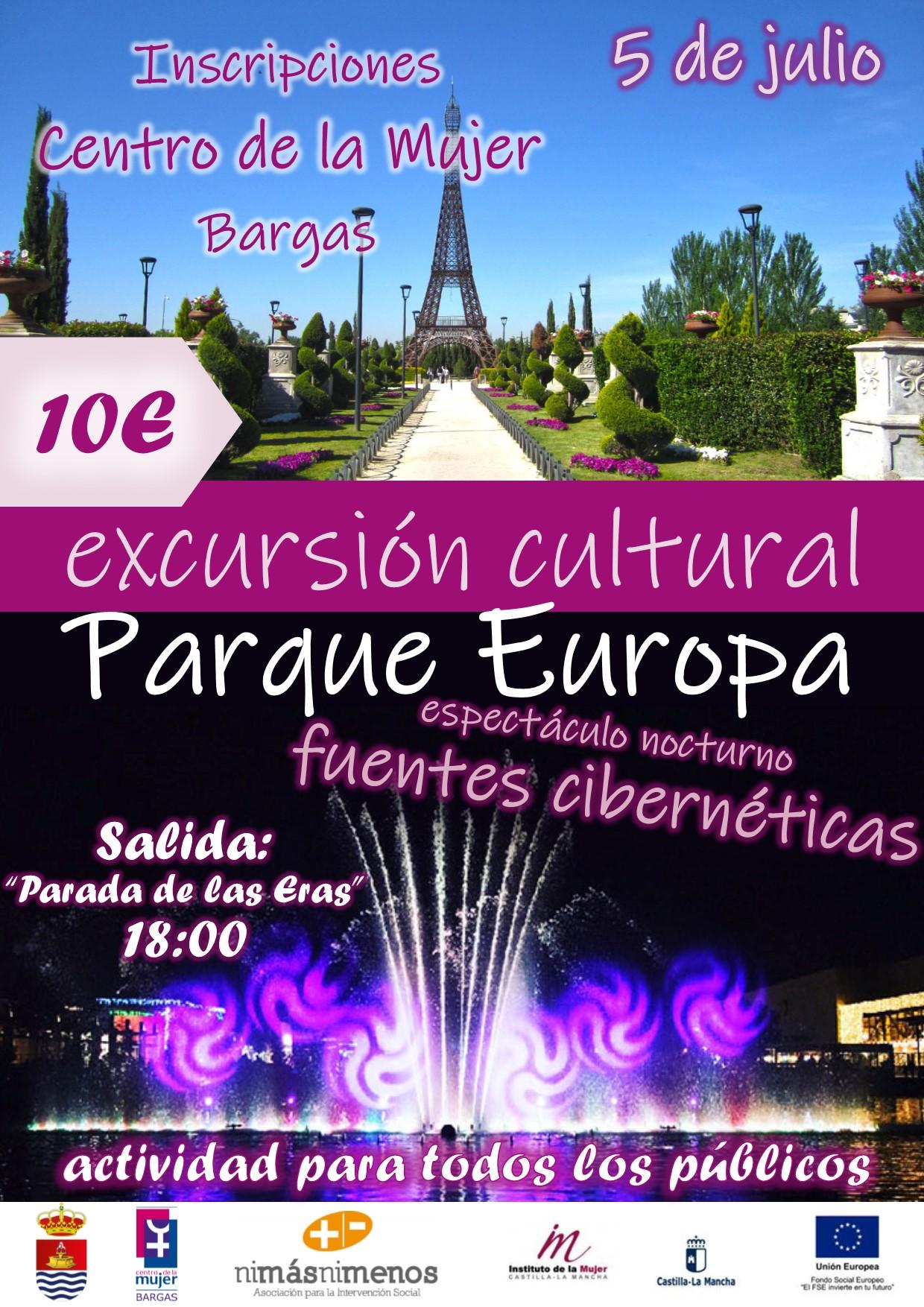 Excursión Cultural: Parque Europa