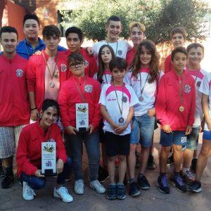 El Club de Ajedrez Bargas – Fundación Soliss finaliza la temporada como suele: título y bronce provincial sub-12, subcampeonato sub-18, bronce regional absoluto y notable presencia en los campeonatos de España