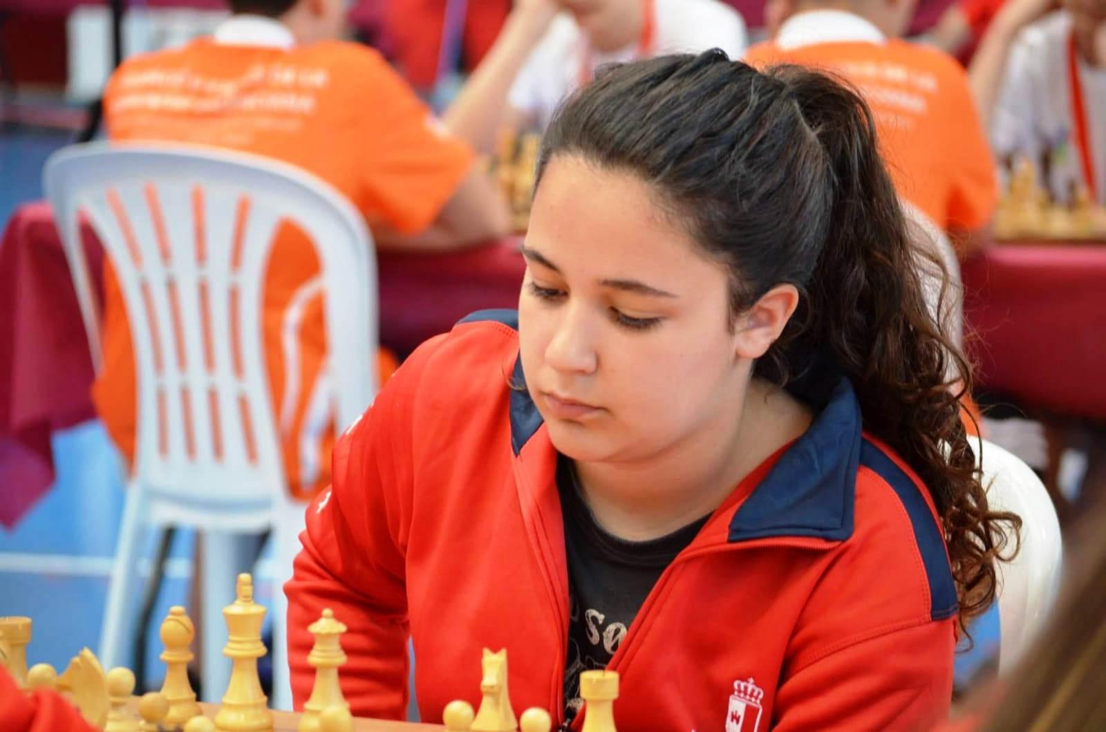Marisa en Pamplona