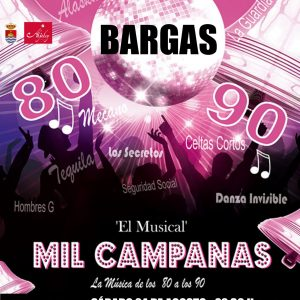 Musical: «Mil campanas»